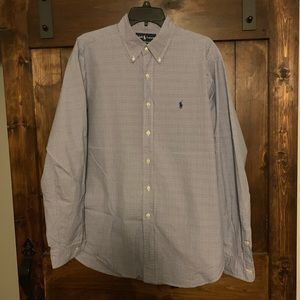 Polo By Ralph Lauren Classic Fit Size 16.5